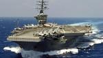 EE.UU envia un portaaviones a Siria