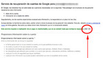Google exige 1 dlar para recuperar contraseas en Gmail y Google+
