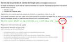 Google exige 1 dólar para recuperar contraseñas en Gmail y Google+