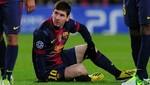 Lionel Messi: Temía lo peor cuando me sacaban del campo