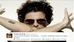 Andrés Calamaro apoya a su imitador peruano en 'Yo Soy'
