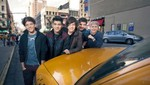 Los chicos de One Direction fueron detenidos por la policía en Nueva York