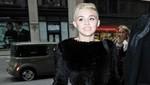Miley Cyrus muestra look ochentero [FOTOS]