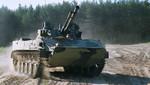 Rusia adquirió el  el vehículo de combate aerotransportado BMD-4