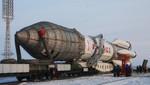 Desde Rusia despegó el cohete propulsor Proton-M