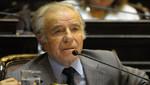 Carlos Menem: Cristina Fernández conduce con éxito la Argentina