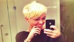 Miley Cyrus posa desnuda en la bañera y con el cabello largo [FOTO]
