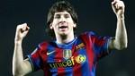 Messi luego de romper récord de Müller: Mi objetivo es ganar títulos