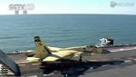 China niega que el caza Shenyang J-15 sea un clon del caza ruso Su-33