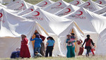 Siria: número de refugiados llega a 500 mil