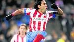 Radamel Falcao le habría dicho a sus compañeros que se marchará al Real Madrid en el 2013