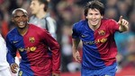Samuel Eto'o: Lionel Messi es Dios