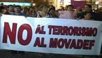 Capturan en Argentina a dirigente de Movadef