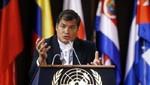 Rafael Correa: 'Hugo Chávez es muy necesario'