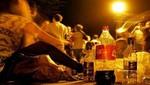 Aumenta el consumo de alcohol en menores