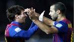 Mascherano sobre Messi: Es un asesino futbolístico, colecciona víctimas