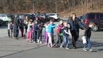 Último minuto: Se reportó un tiroteo en una escuela primaria en Connecticut [VIDEO]
