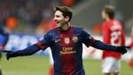 Lionel Messi es elegido como el mejor jugador del año para la revista 'World Soccer'