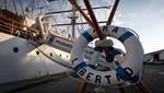 Le ordenan a Ghana liberar la  fragata argentina Liberta