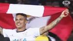 Paolo Guerrero celebra el título del Corinthians con la bandera del Perú [VIDEO]