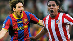 Fútbol español: Barcelona superó 4 a 1 al Atlético de Madrid