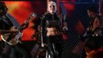 Miley Cyrus y su atrevida actuación en VH1 Divas 2012 [VIDEO]