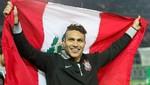 El Presidente Ollanta Humala felicitó a Paolo Guerrero por su victoria en mundial de clubes