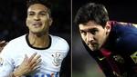 Paolo Guerrero superó a Lionel Messi en popularidad según la IFFHS