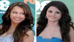 Google: Selena Gomez fue más deseada que Miley Cyrus en el 2012