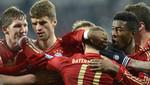 Bayern Múnich clasificó a cuartos de final de la Copa Alemana sin Claudio Pizarro