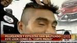 Look a lo Paolo Guerrero es la sensación de los jóvenes peruanos [VIDEO]