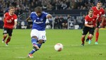 Schalke 04 de Jefferson Farfán quedó fuera de la Copa alemana