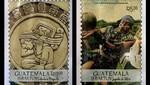 Guatemala lanza sellos postales inspirados en la cultura maya