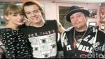 One Direction: Taylor Swift acompañó a Harry Styles a hacerse un tatuaje nuevo [FOTOS]
