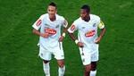 Santos planea juntar a Neymar con Robinho para el 2013