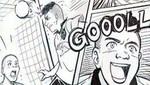 Gol de Paolo Guerrero al Chelsea se transformó en cómic