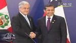 Chile-Perú, la nueva competencia
