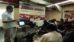 Huancayo: Pobladores de Chilca reciben información sobre Formalización de la Propiedad