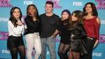 Simon Cowell compara a Fifth Harmony con One Direction