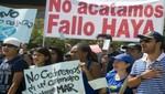 El 55% de los colombianos no quiere que el fallo de La Haya se cumpla