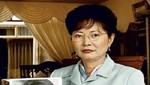 Susana Higuchi fue dada de alta