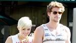 Miley Cyrus teme la altura de su novio Liam Hemsworth