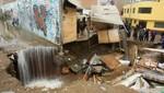 Sunass Supervisará que Sedapal indemnice a afectados de inundación en Villa Maria del Triunfo