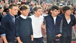 One Direction en el backstage de Factor X [FOTOS]