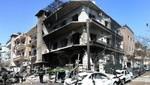 Siria: bombardeo del Ejército sobre panadería deja 60 muertos