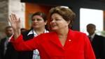 Dilma Rousseff optimista en desarrollo de Brasil en 2013