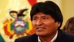 Evo Morales evalúa denunciar ante El Vaticano a algunos obispos
