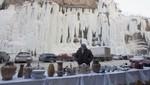 Rusia: mueren 88 personas por ola de frío
