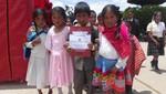 Andahuaylas: Unas 200 familias recibieron sus títulos de propiedad