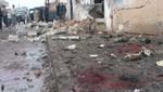 Siria: Al menos 14 personas murieron en nuevo ataque a una panadería